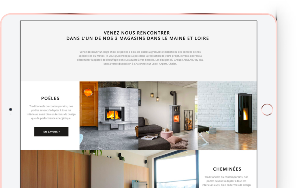 Site catalogue WordPress